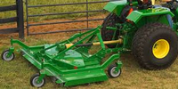 Industrial Mowers - Light and Heavy Industrial Equipment for Government