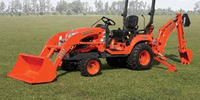 Tractors - Light and Heavy Industrial Equipment for Government